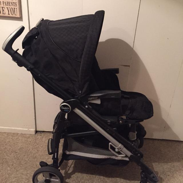 Peg Perego Switch Four Umbrella Stroller