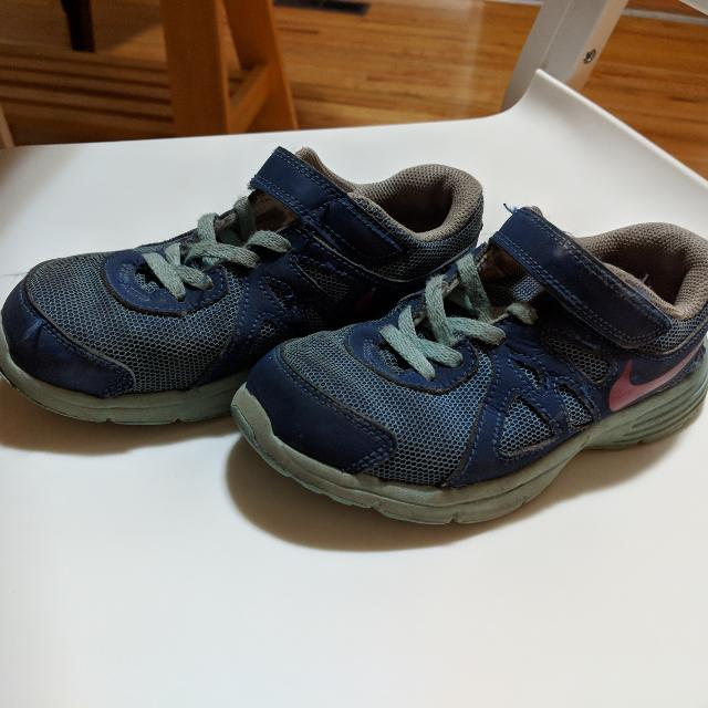 fa4a56626adca1 Best Older But Excellent Nike Size 1 Ruuning Shoe for sale in Victoria