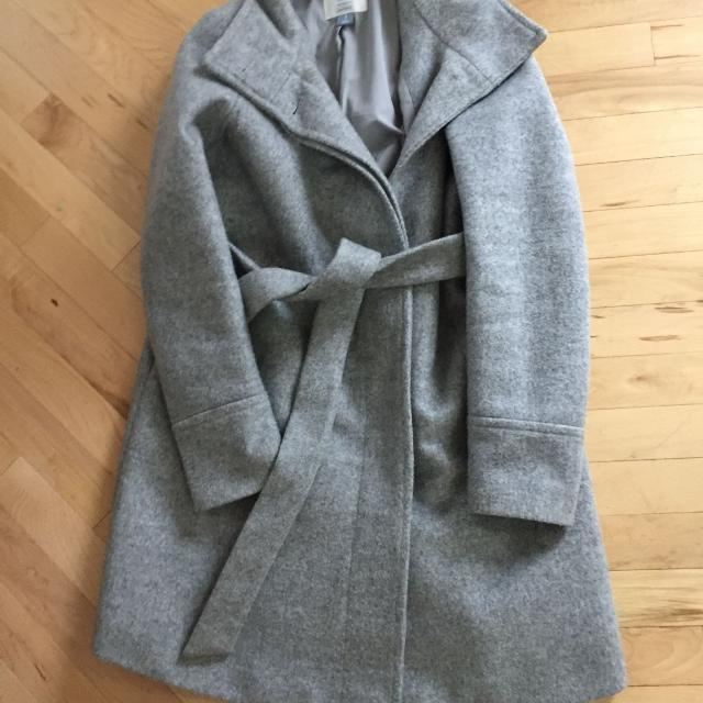 2d053cd8cd8f7 Find more Euc Maternity Coat for sale at up to 90% off