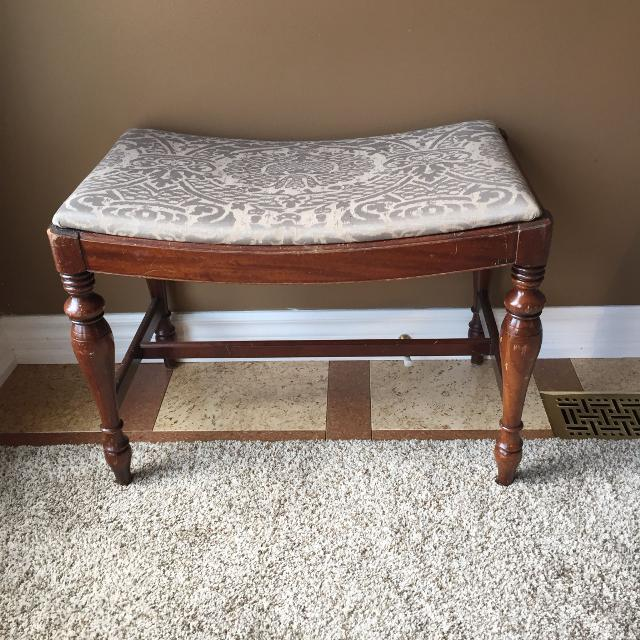 Antique Vanity Stool - Find More Antique Vanity Stool For Sale At Up To 90% Off