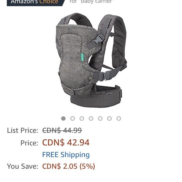 562562454f9 Find more Euc Infantino 4-in-1 Flip Advanced Carrier for sale at up ...