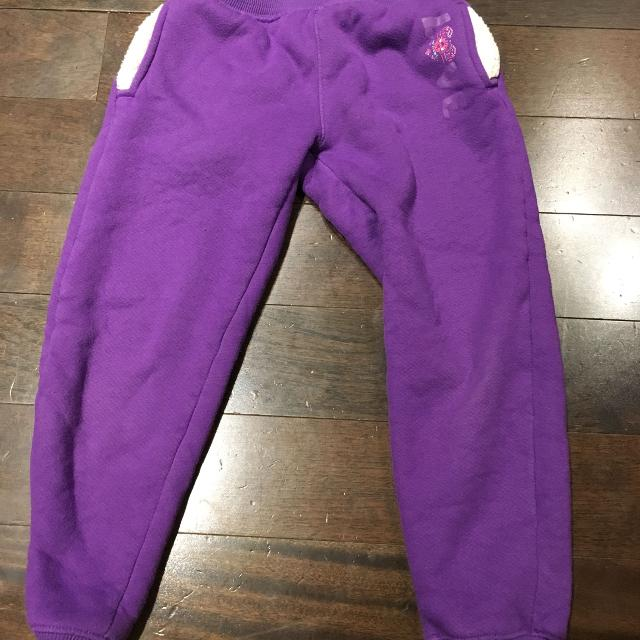Best Girls Sweat Pant Fuzzy Lining For Sale In Victoria British