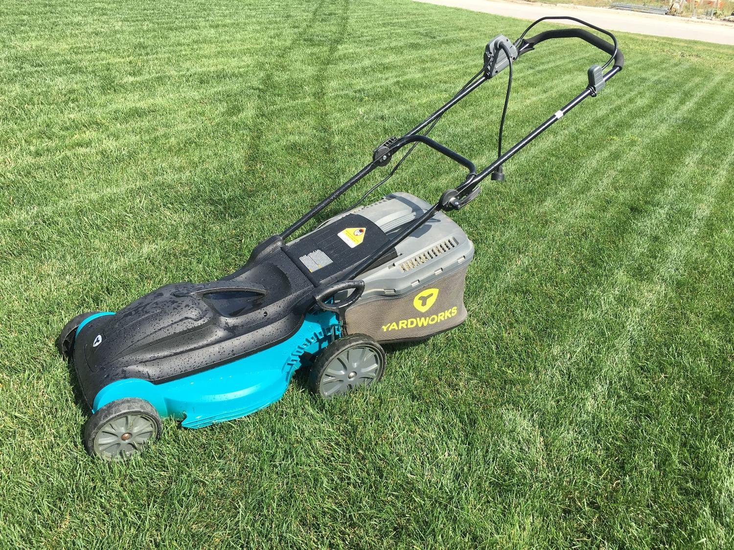 Find More Yardworks 12a Electric Lawn Mower For Sale At Up
