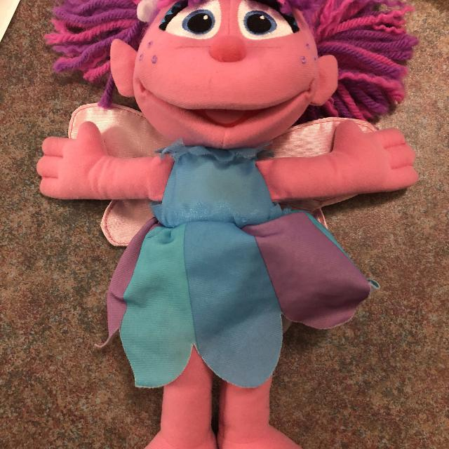 Abby Cadabby Talking Doll
