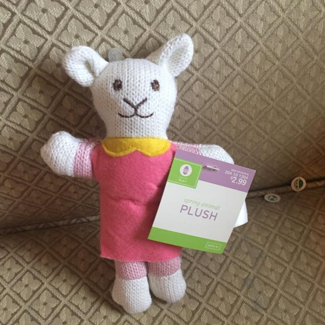 Best Lamb Stuffed Animal With Tag For Sale In Richmond Virginia For