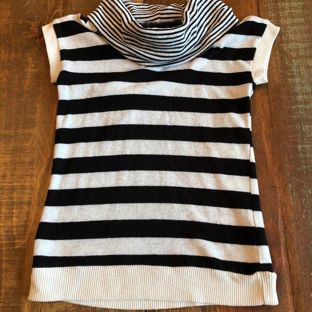 7510a9390747 Find more Reduced  4.50   poof Girl 10 12 Cowl Neck Sweater In Euc ...
