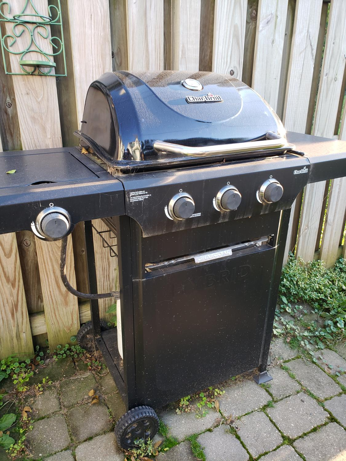 Best Gas Grill/charcoal for sale in Waupun, Wisconsin for 2019