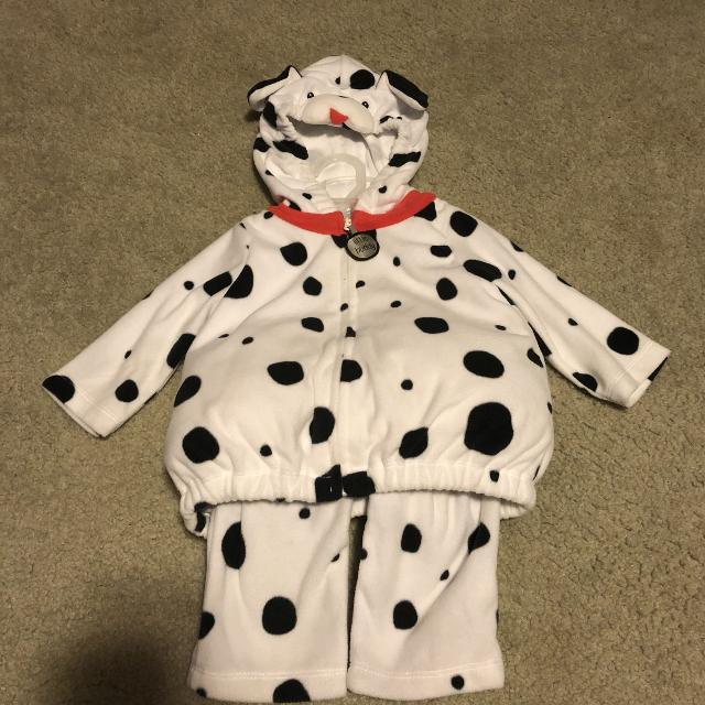 5822ed0e8 Find more Carters Dalmatian Baby Costume for sale at up to 90% off
