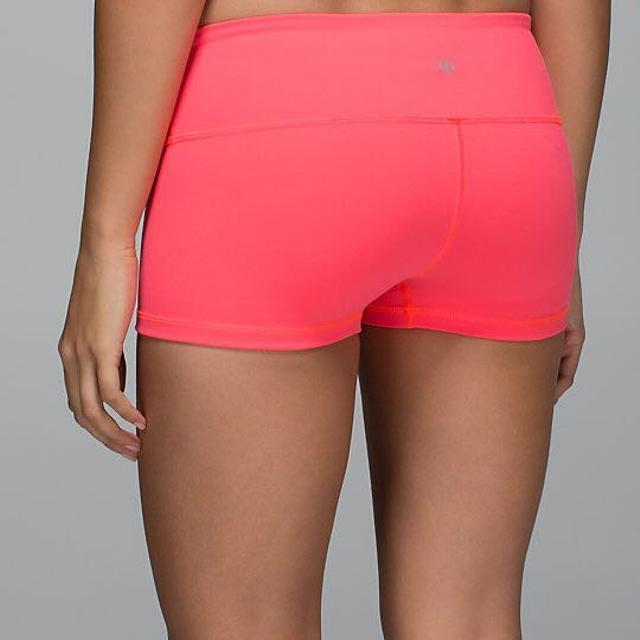 31d59f5c21 Find more Lululemon Hot Yoga Shorts for sale at up to 90% off
