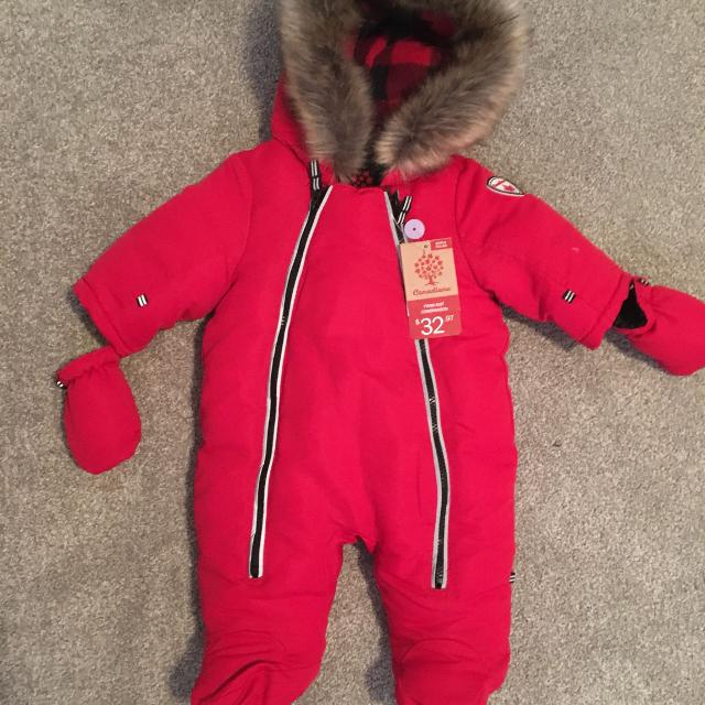 06f95da3f Find more Brand New Very Warm Canadiana Snowsuit for sale at up to ...
