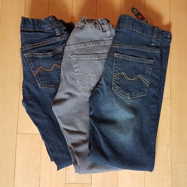 ecdd91c32 Find more Boys Urban Star Jeans (3 Pairs) for sale at up to 90% off