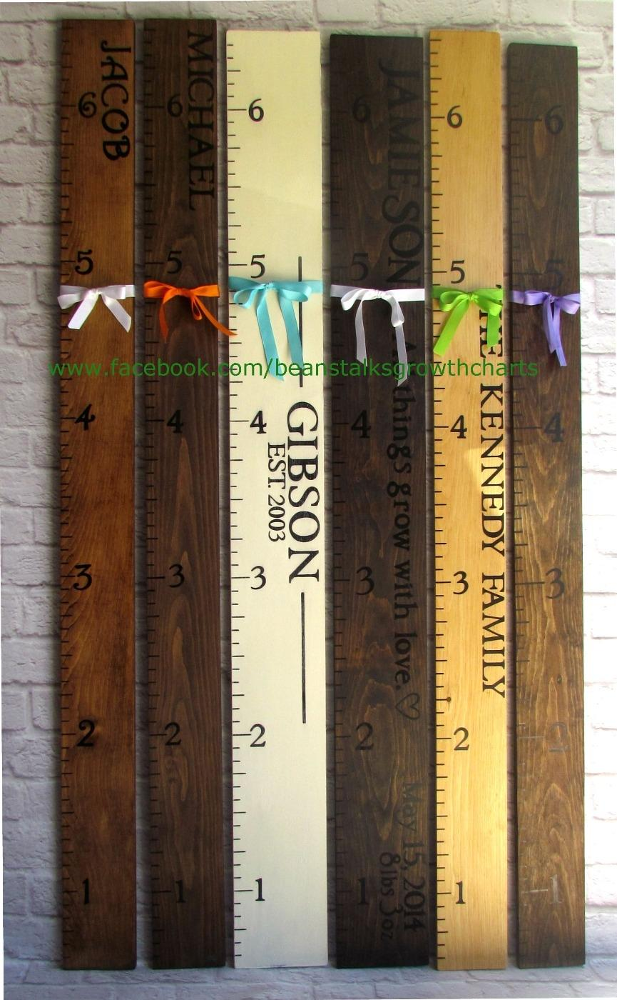 Best wood burned painted wooden ruler growth charts for sale in best wood burned painted wooden ruler growth charts for sale in oshawa ontario for 2018 geenschuldenfo Choice Image