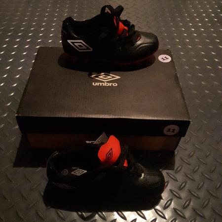 Used, Umbro outdoor soccer shoes for sale  Canada