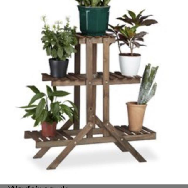Looking For Wooden Plant Stands