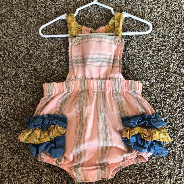 adcca5f64e13 Find more Matilda Jane With Joanna Gaines Romper for sale at up to ...