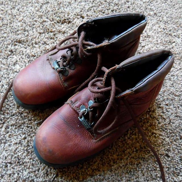 a18f4a34eefe1 Dexter leather hiking boots size 7 1/2