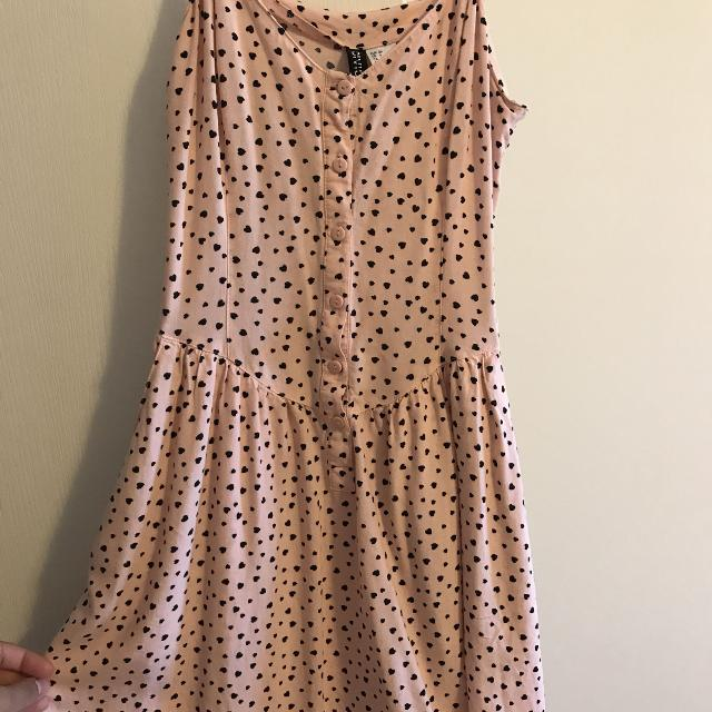 17f68692dbc Best Pink Dress With Black Hearts for sale in Oshawa