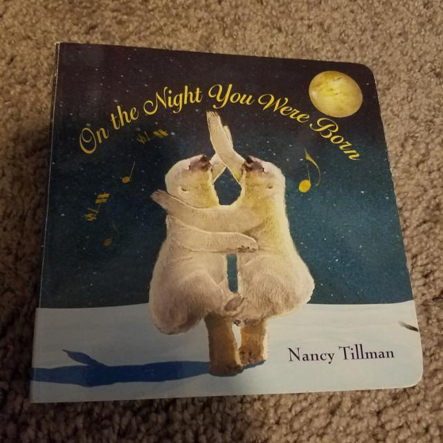 on the night you were born text
