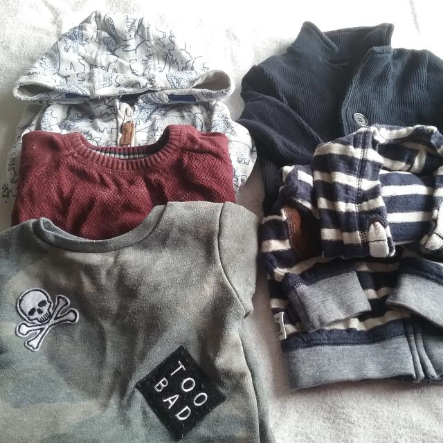 free delivery autumn shoes sneakers for cheap Boys Bundle Next and river island tops .