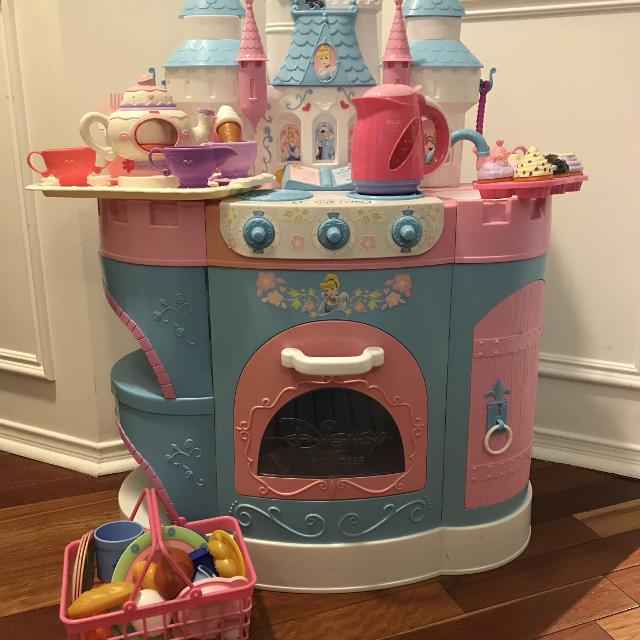 Find More Stunning Disney Princess Kids Kitchen Play Set For Sale At Up To 90 Off