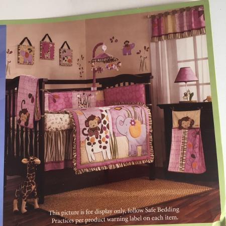 Jacana Nursery Bedding Set