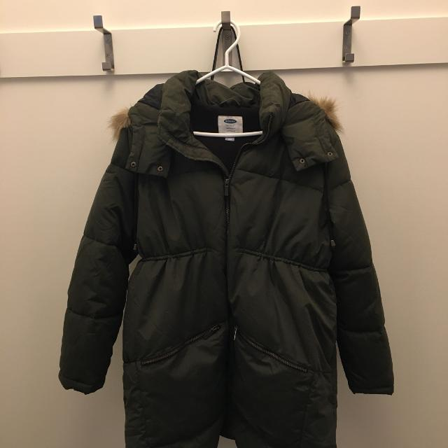 96230597d2aa6 Find more Maternity Winter Coat - Old Navy for sale at up to 90% off