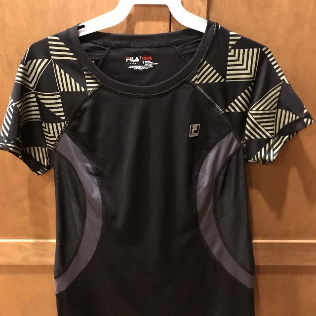 2a1f24b77e6d Best Fila Brand Sz Small Running Shirt for sale in Appleton, Wisconsin for  2019