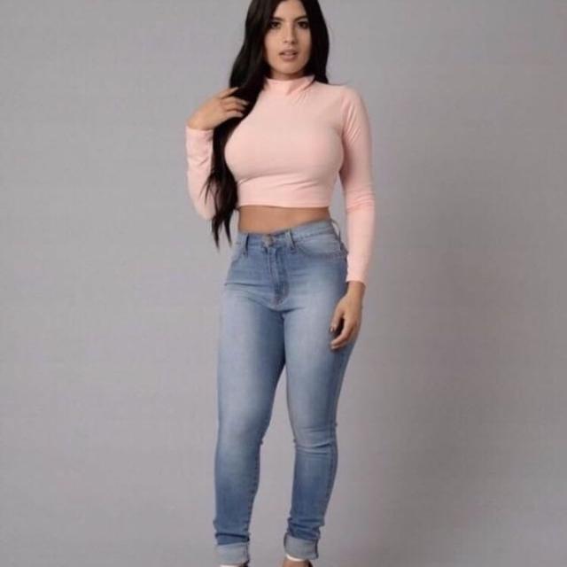 5f64d43d468dc Best Fashion Nova Pink Crop Top for sale in Etobicoke