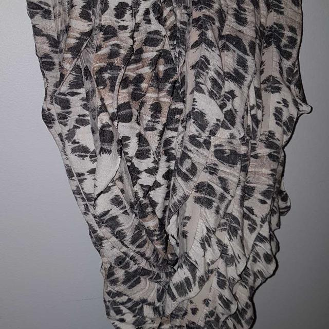 Find more Fun Frilly Infinity Scarf Animal Print for sale at up to ... 0ec2afbe9