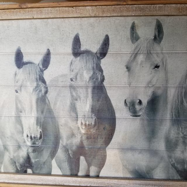 Best Wood Horse Wall Decor For In