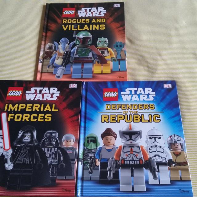 Find More Lego Star Wars Book Set For Sale At Up To 90 Off
