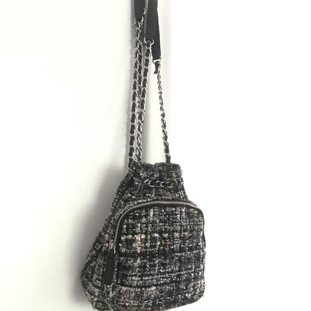 6e3606602c Find more Zara Mini Quilted Fabric Backpack for sale at up to 90% off