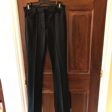 Zara black smart trousers size XS, used for sale  Canada