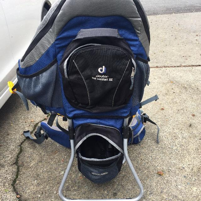 16f38ebd5d5 Find more Deuter Child Carrier  needs Repair  for sale at up to 90% off