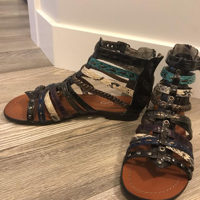 89a4ab9886ad Best Aldo Gladiator Sandals. Never Worn for sale in Regina ...