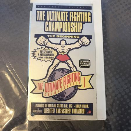 Used, UFC 1 The Beginning for sale  Canada