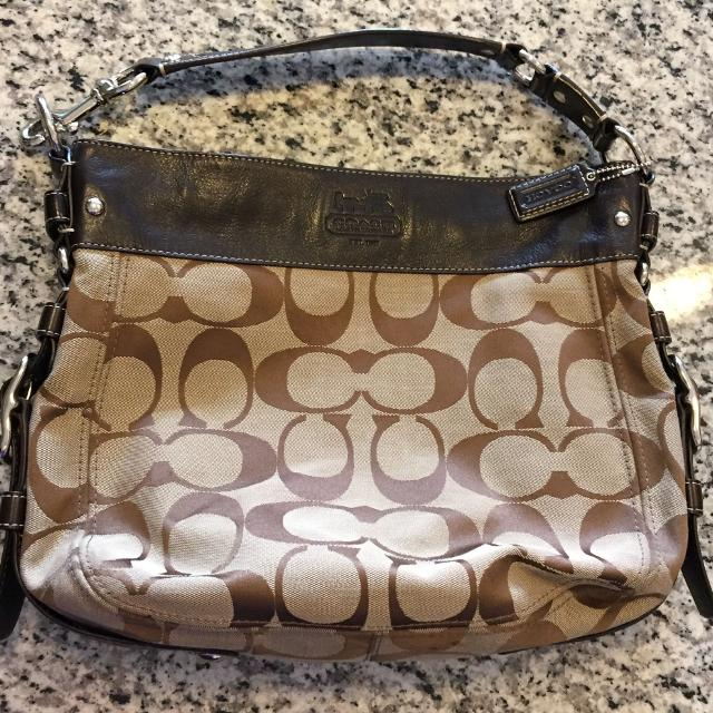 df3361121a Best Classic Coach Leather Shoulder Bag for sale in Spring Hill ...