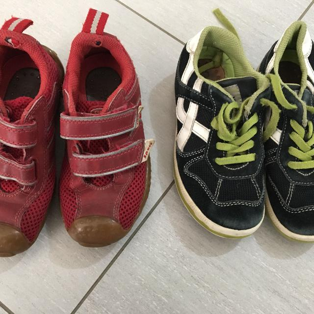 2dd199e03527 Best 2 Pairs Of Geox Shoes Size 27 for sale in Dollard-Des Ormeaux ...
