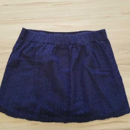 Blue abercrombie kids skirt, used for sale  Canada