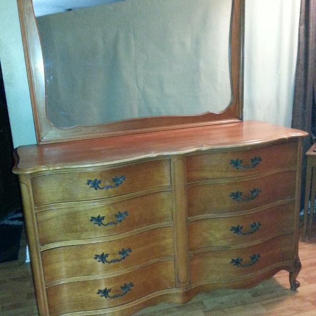 Best Antique Dresser And Mirror For Sale In Glendale