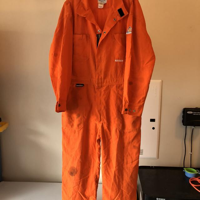 9f601a0a3d04 Find more Fr Coveralls for sale at up to 90% off