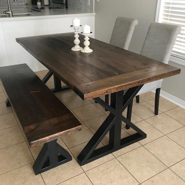 !!AFFORDABLE CUSTOM TABLE & TABLE LEGS!!