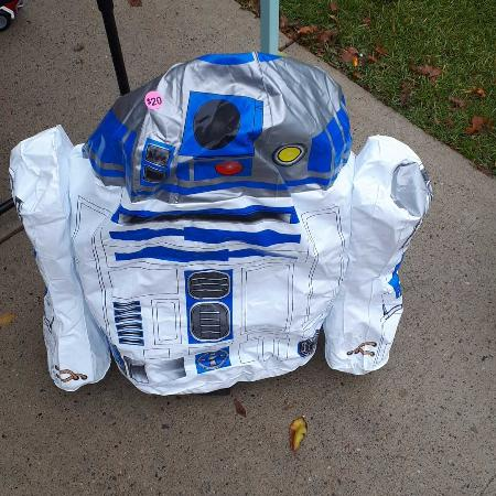 Remote control R2D2. Works great. for sale  Canada