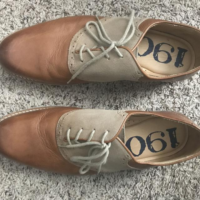 b7c9ce5cecb Find more Men s (nordstrom) 1901 Two-tone Leather Dress Shoes for ...