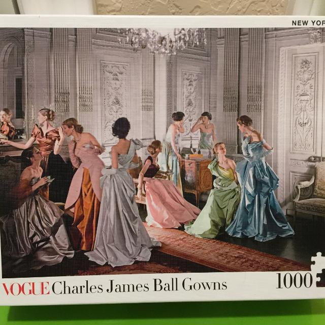 Best Charles James Ball Gowns Puzzle - 1000 Pieces for sale in New ...