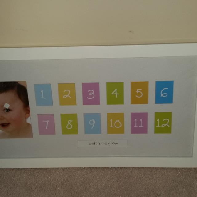 Find More Watch Me Grow Picture Frame For Sale At Up To 90 Off