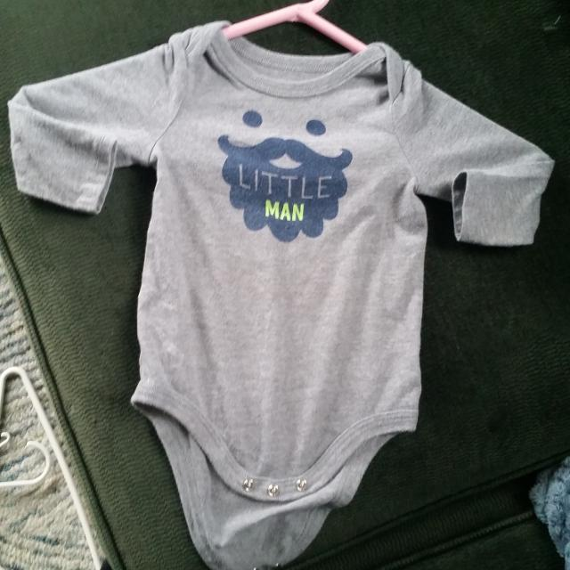 dc9325773 Find more Little Man Onesie for sale at up to 90% off