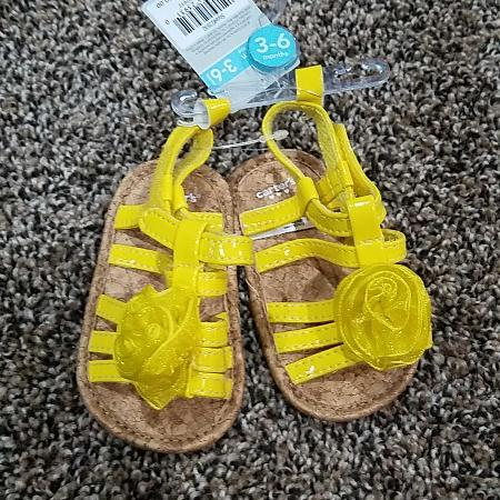 dc41de866287 Best New and Used Baby & Toddler Girls Shoes near Port Huron, MI