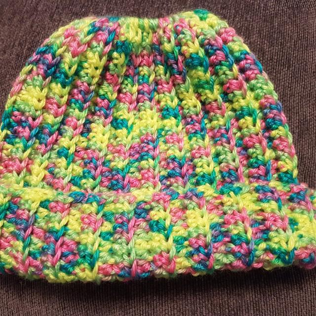Best Crochet Messy Bun Hat For Sale In Smithers British Columbia