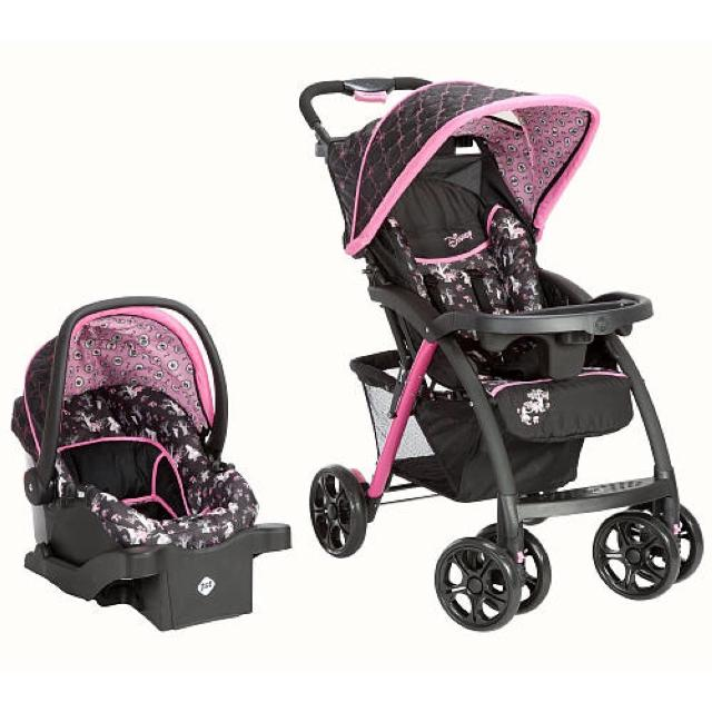 Safety First Car Seat Stroller Combo